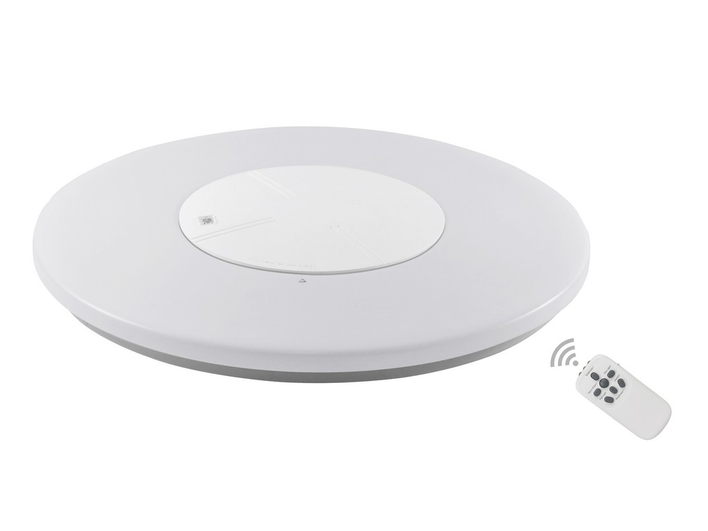 PLAFON LED REGULABLE EN TONO E INTENSIDAD PF>0,9 60W 3000-6000K 115º 230V