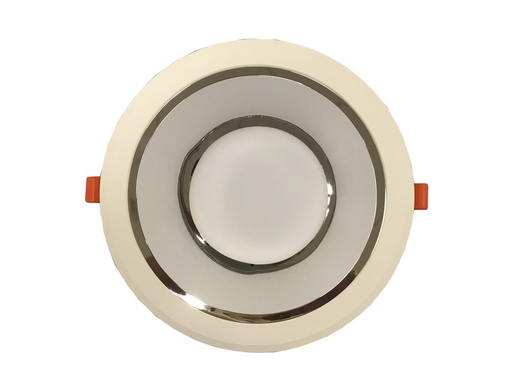 DOWNLIGHT LED ANTIDESLUMBRAMIENTO UGR<19 CORTE 200MM 25W 6500K 70º 230V
