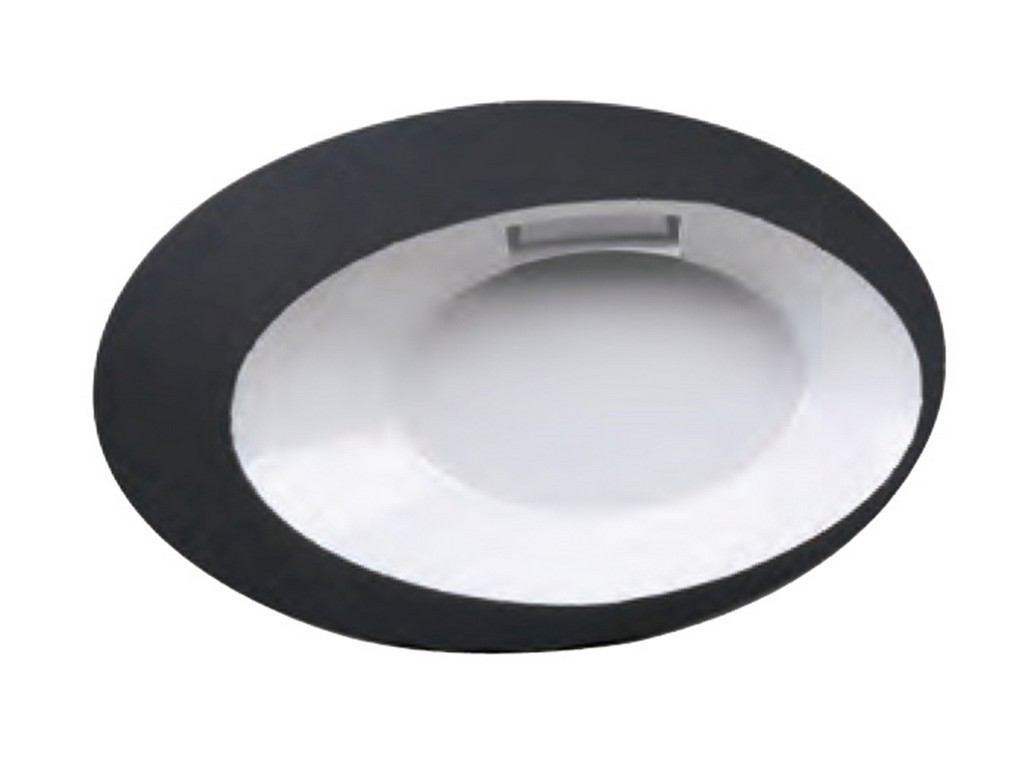 APLIQUE PARED LED IP54 PF>0,9 6W 3000K 120º 110-265V