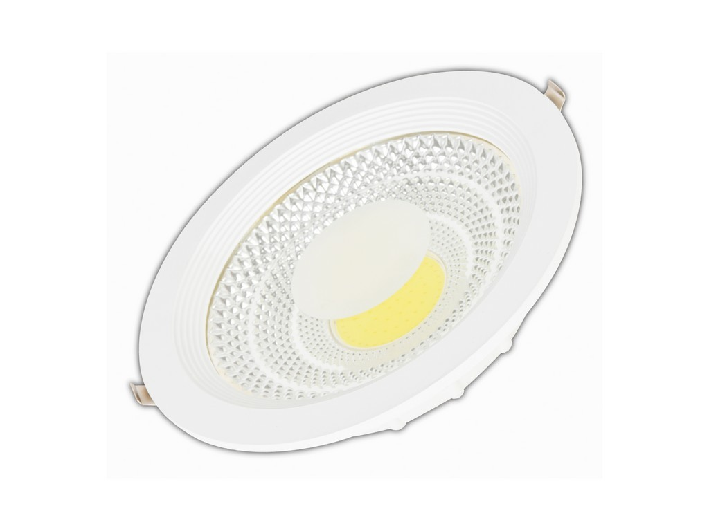 DOWNLIGHT LED EMPOTRABLE EXTRAPLANO 30W 3000K 120º 230V FBRIGHT ECO